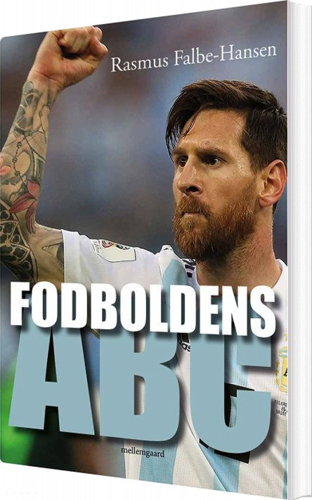 Image of   Fodboldens Abc - Rasmus Falbe-hansen - Bog