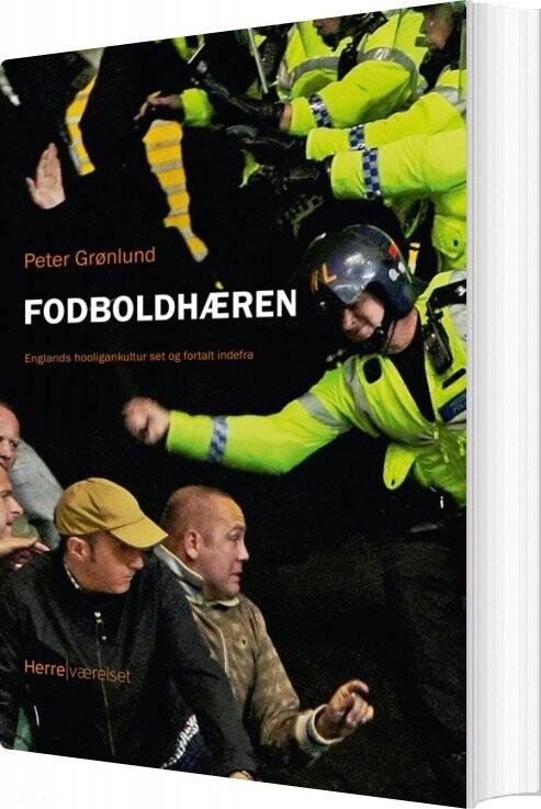 Image of   Fodboldhæren - Peter Grønlund - Bog