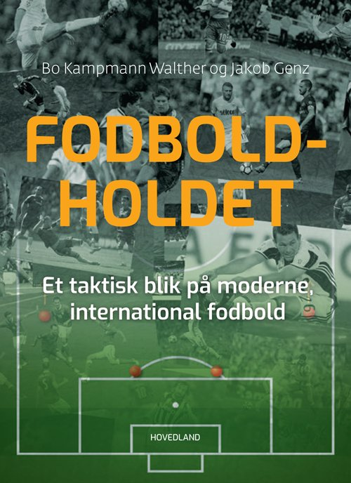 Image of   Fodboldholdet - Bo Kampmann Walther - Bog