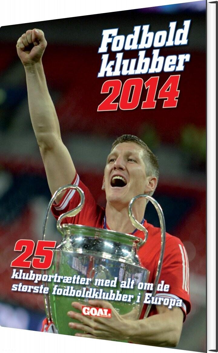 Image of   Fodboldklubber 2014 - Goal - Bog