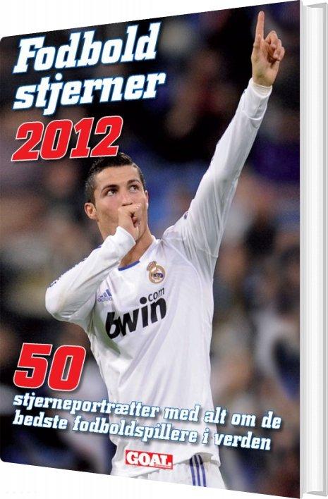 Billede af Fodboldstjerner 2012 - Goal - Bog
