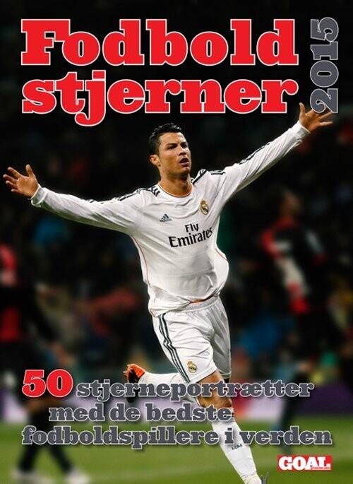 Image of   Fodboldstjerner 2015 - Bog