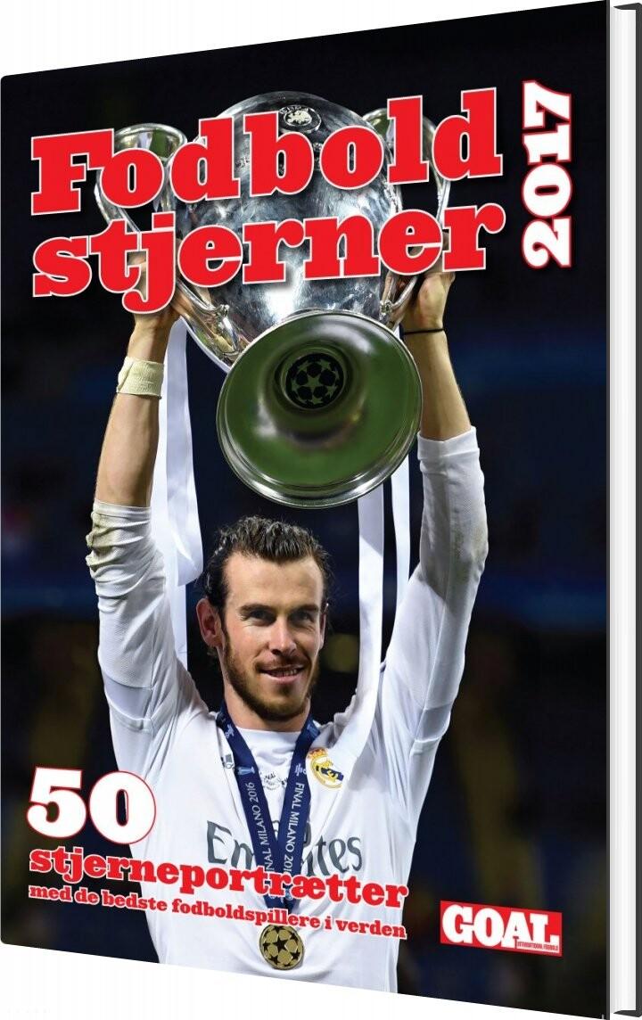 Image of   Fodboldstjerner 2017 - Goal - Bog