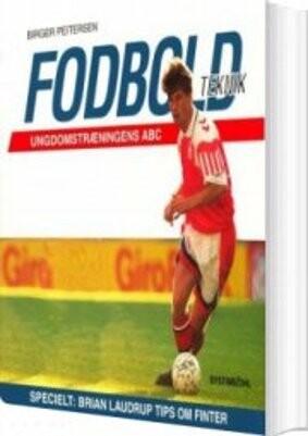 Image of   Fodboldteknik - Birger Peitersen - Bog