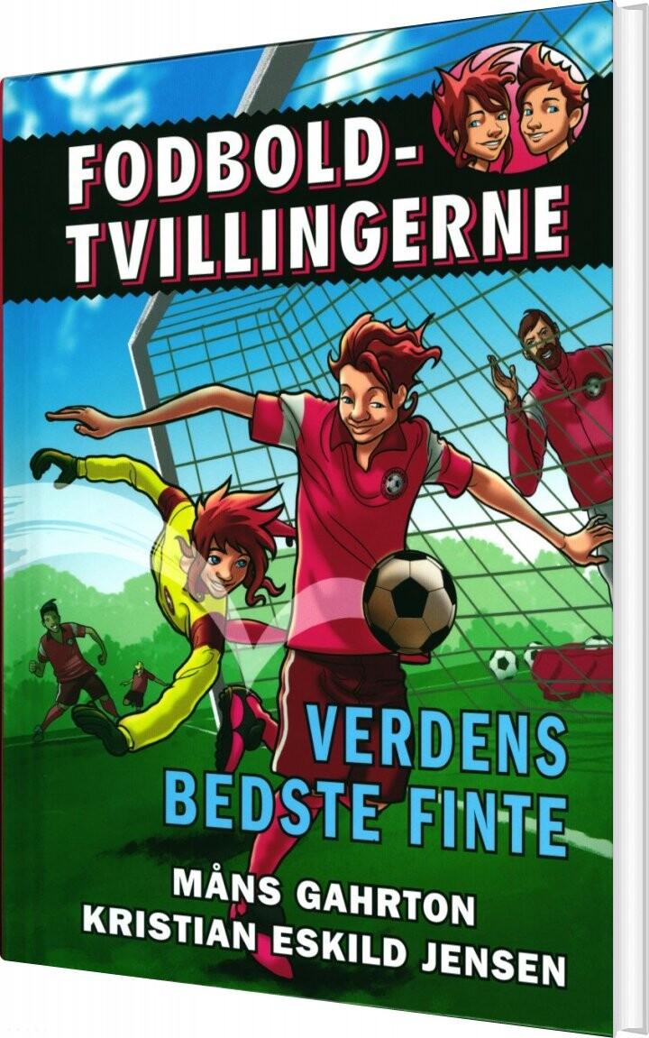 Fodboldtvillingerne: Verdens Bedste Finte (2) - Måns Gahrton - Bog