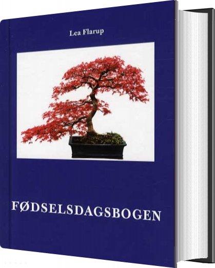 Image of   Fødselsdagsbogen - Lea Flarup - Bog