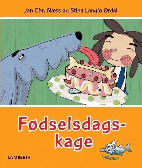Image of   Fødselsdagskage - Jan Chr. Næss - Bog