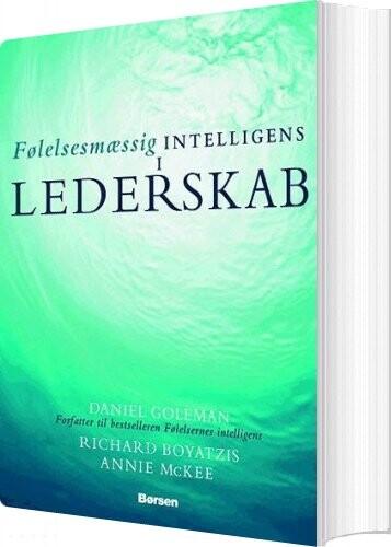 Billede af Følelsesmæssig Intelligens I Lederskab - Daniel Goleman - Bog