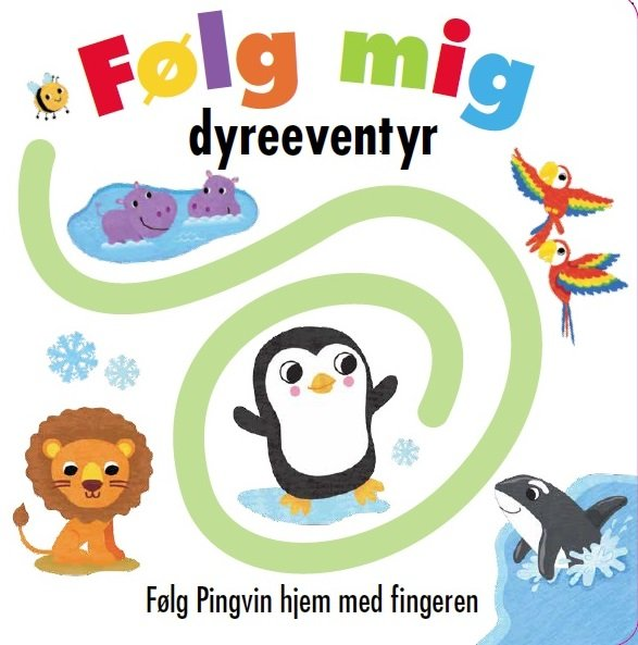 Følg Mig På Dyreeventyr - Diverse - Bog