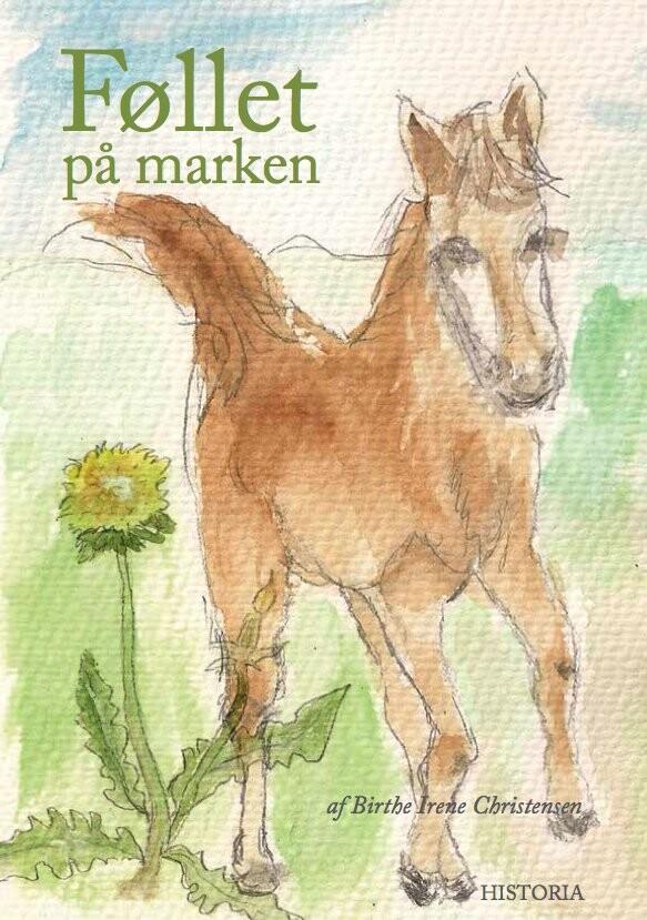 Image of   Føllet På Marken - Birthe Irene Christensen - Bog