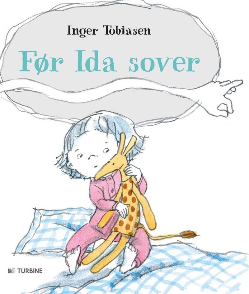 Image of   Før Ida Sover - Inger Tobiasen - Bog