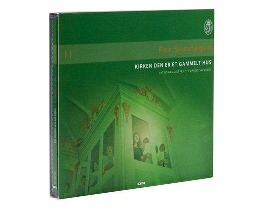 Billede af Før Søndagen Ii Kirken Den Er Et Gammelt Hus - CD