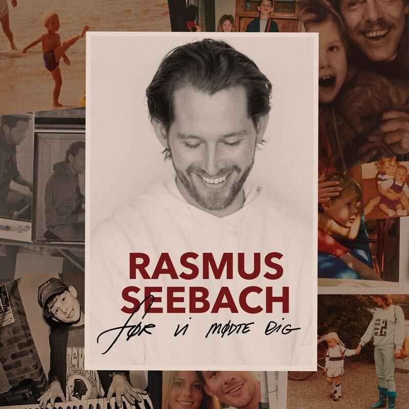 Rasmus Seebach - Før Vi Mødte Dig - CD