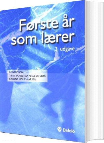 Image of   Første år Som Lærer - Taarsted - Bog