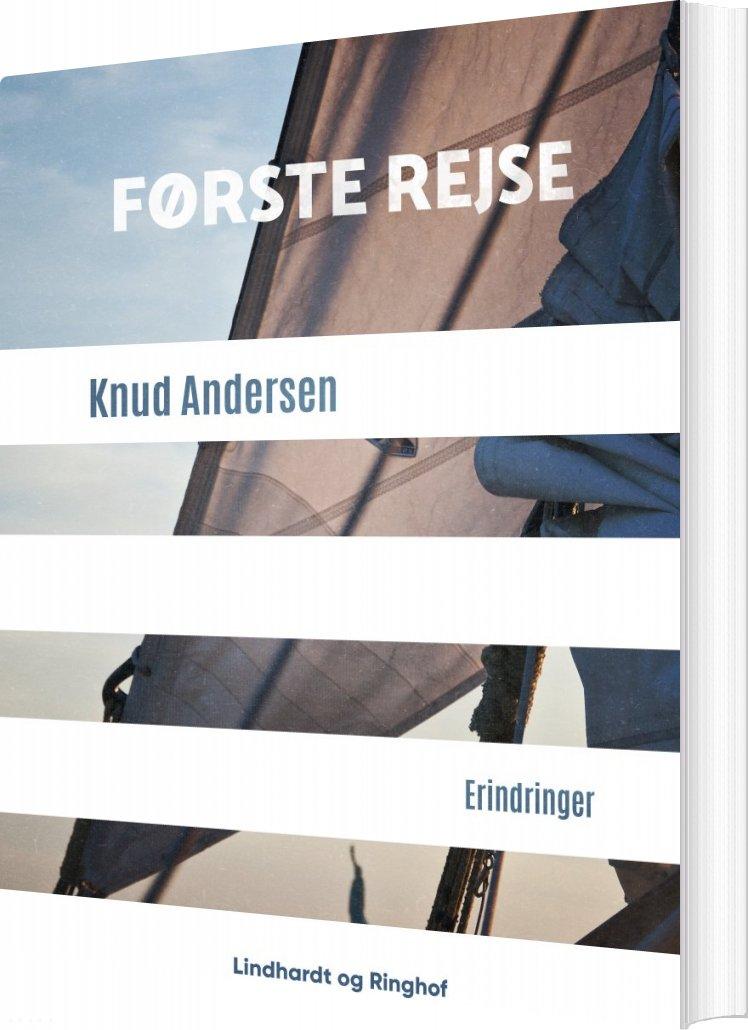 Image of   Første Rejse - Knud Andersen - Bog