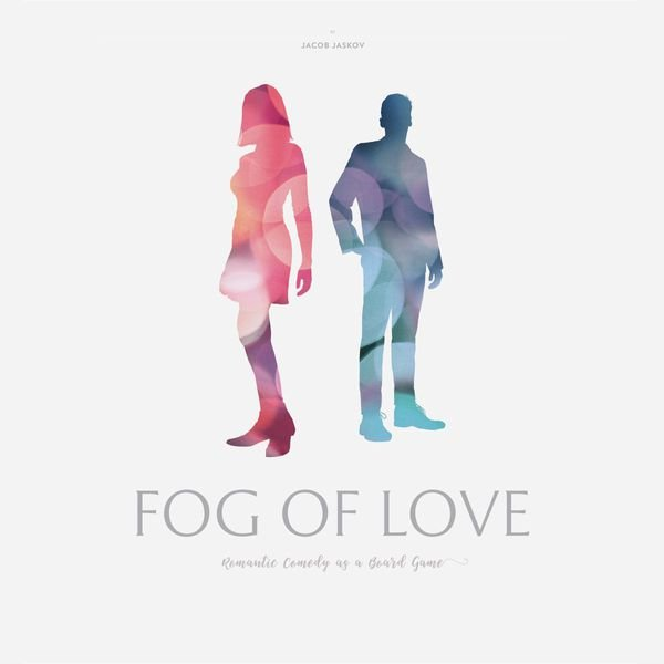 Fog Of Love - Brætspil På Engelsk