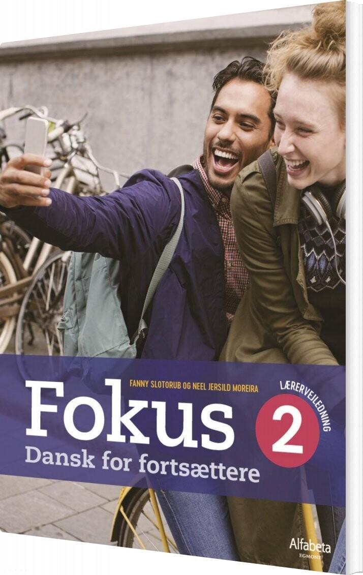 Billede af Fokus 2, Lærervejledning - Fanny Slotorub - Bog