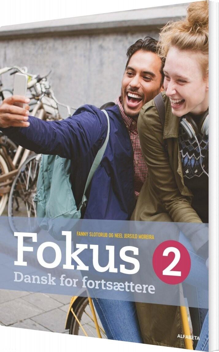 Billede af Fokus 2 - Fanny Slotorub - Bog