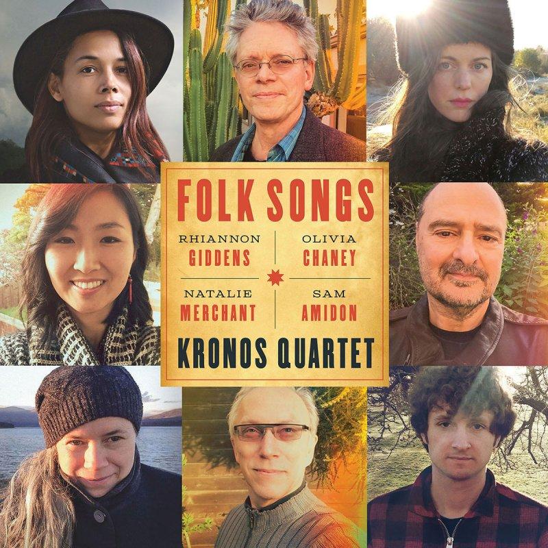 Image of   Kronos Quartet - Folk Songs - Vinyl / LP