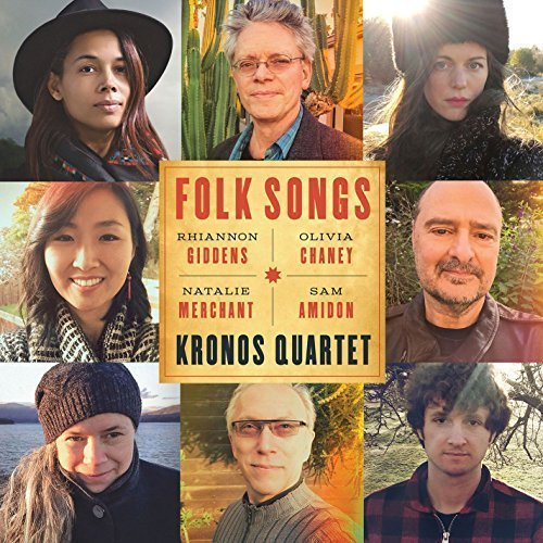 Image of   Kronos Quartet - Folk Songs - CD