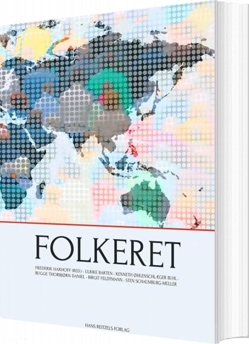 Folkeret - Sten Schaumburg-müller - Bog