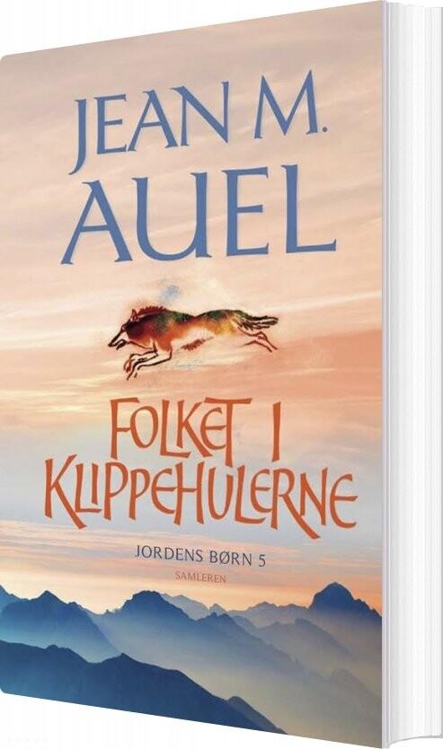 Folket I Klippehulerne - Jean M. Auel - Bog