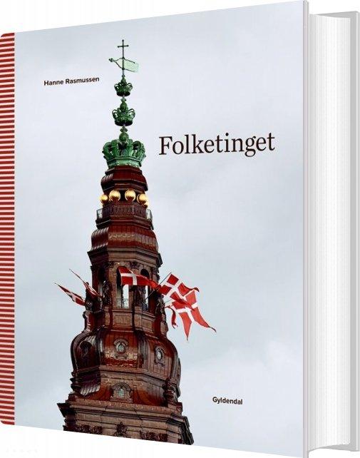 Image of   Folketinget - Hanne Rasmussen - Bog
