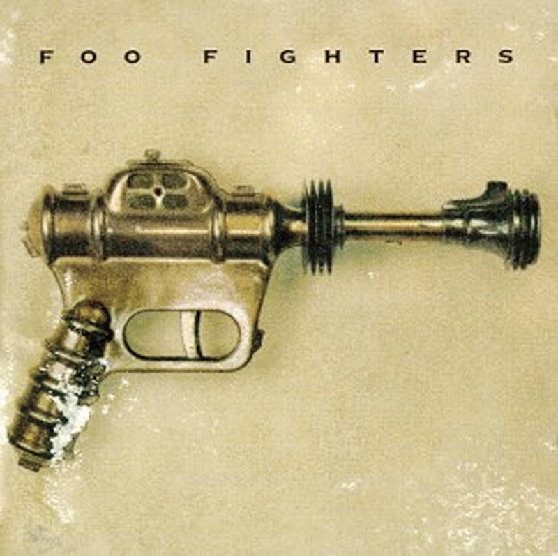 Image of   Foo Fighters - Foo Fighters - Vinyl / LP