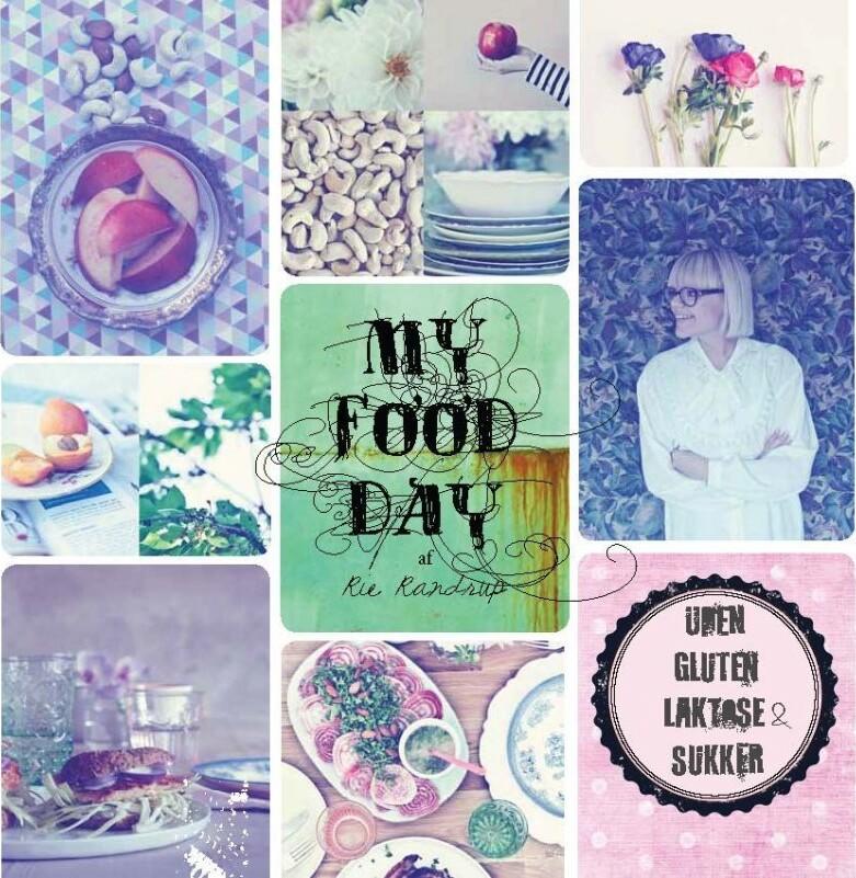 Billede af My Food Day - Rie Randrup - Bog