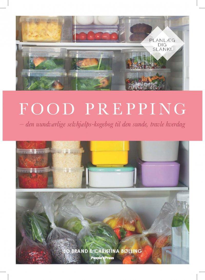 Image of   Food Prepping - Christina Bølling - Bog