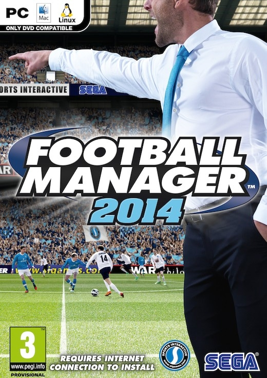 Image of   Football Manager 2014 (uk/nordic) - PC