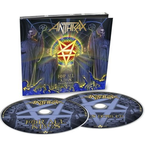 Image of   Anthrax - For All Kings - Tour Edition - CD