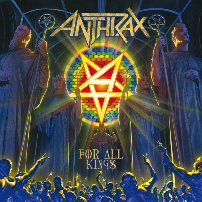 Image of   Anthrax - For All Kings - CD