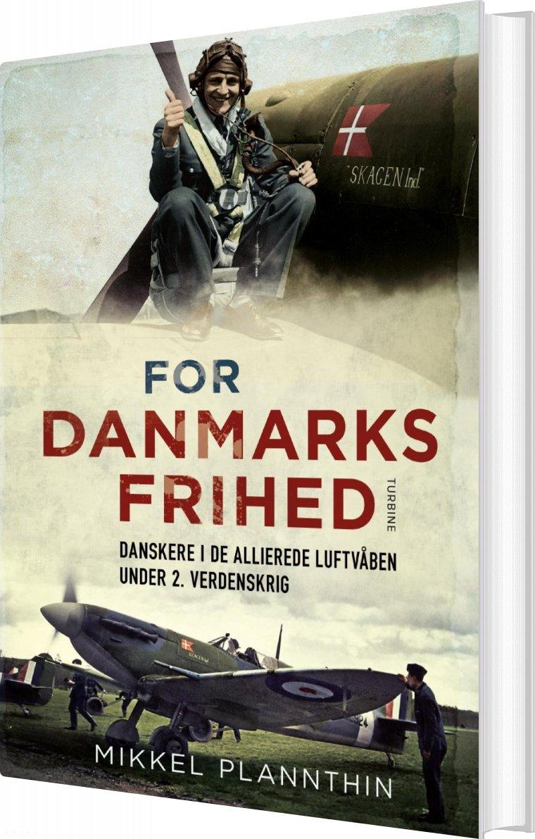 Image of   For Danmarks Frihed - Mikkel Plannthin - Bog