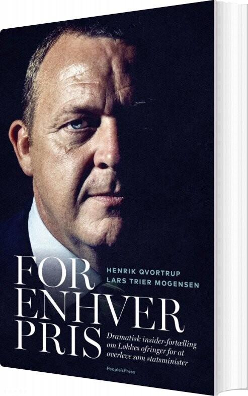 Image of   For Enhver Pris - Henrik Qvortrup - Bog