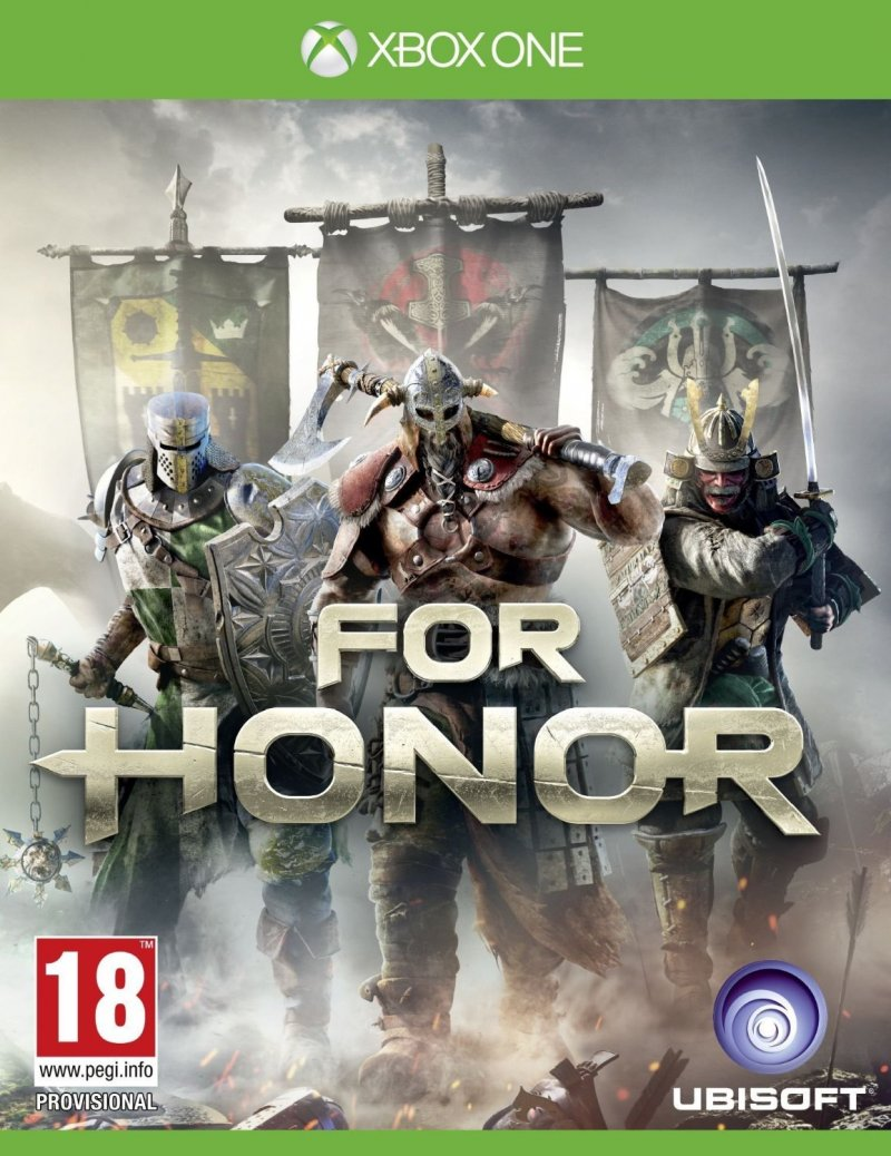 Image of   For Honor - Xbox One