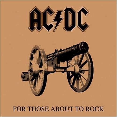 Image of   Ac Dc - For Those About To Rock - Vinyl / LP