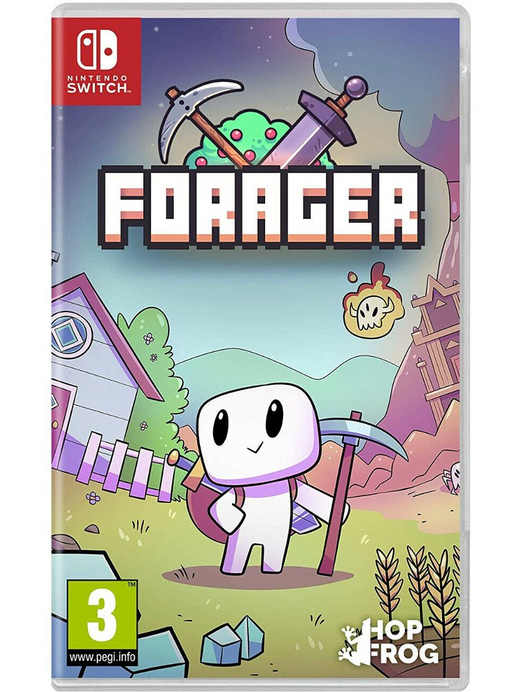 Image of   Forager - Nintendo Switch