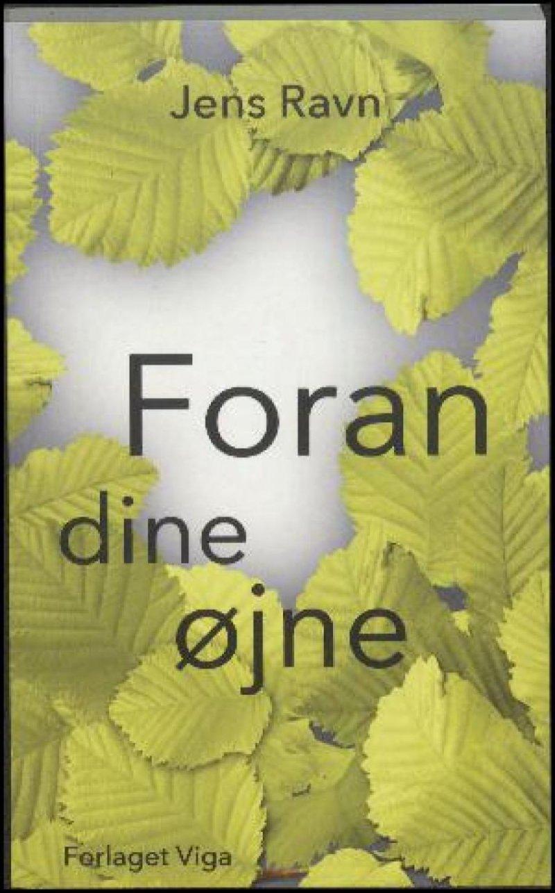 Image of   Foran Dine øjne - Jens Ravn - Bog