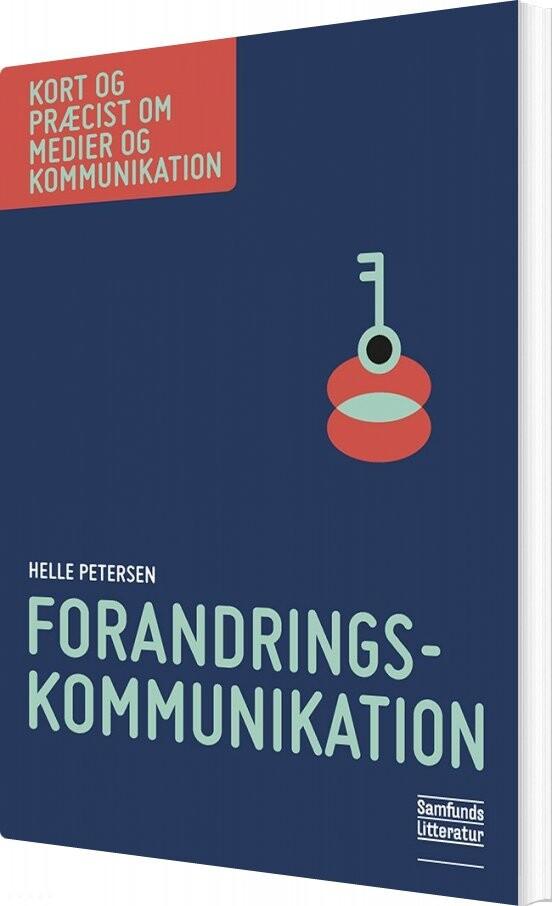 Image of   Forandringskommunikation - Helle Petersen - Bog