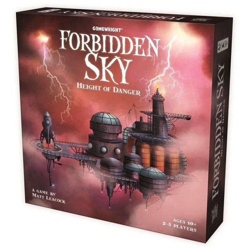Forbidden Sky - Brætspil - Engelsk