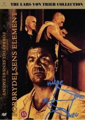 Image of   Forbrydelsens Element - DVD - Film