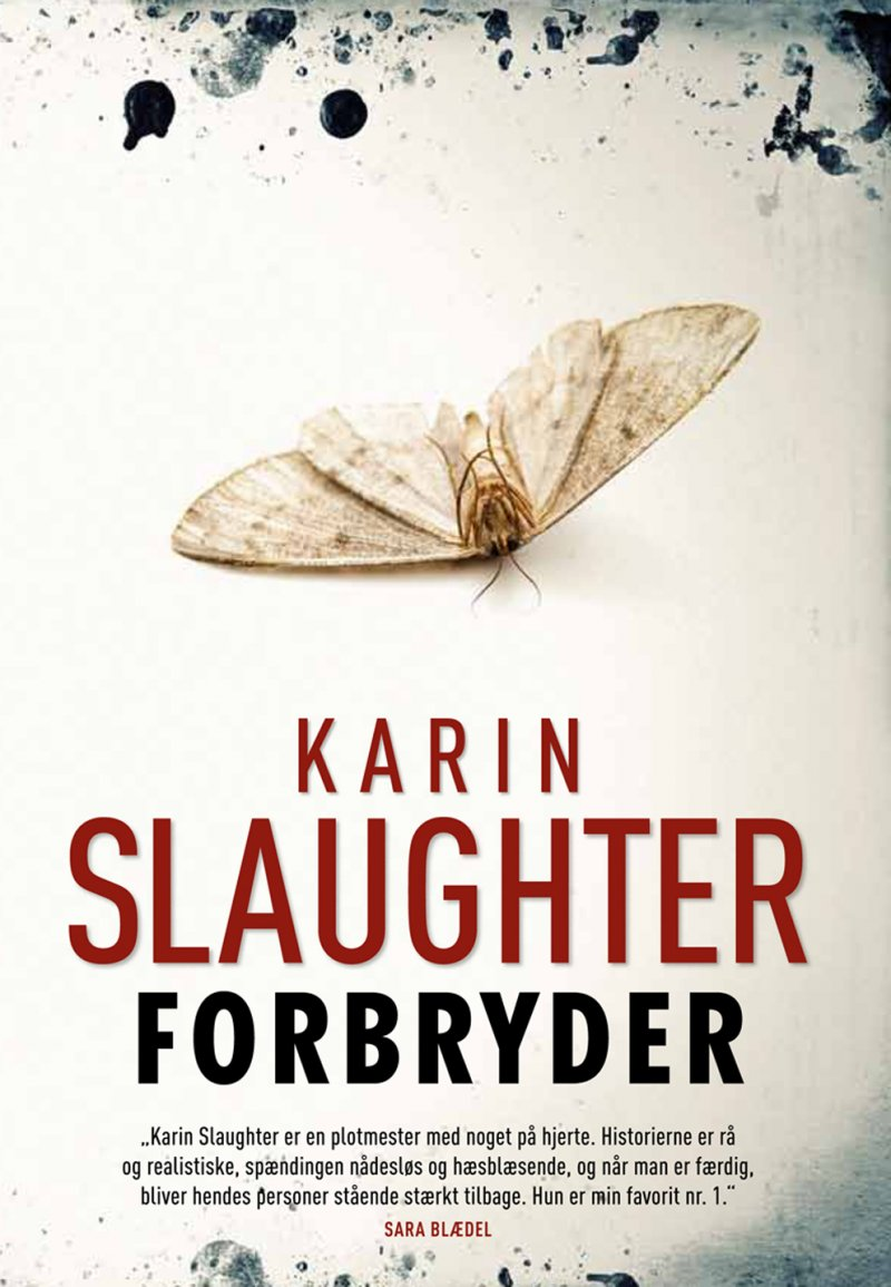Forbryder - Karin Slaughter - Bog