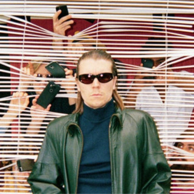 Image of   Alex Cameron - Forced Witness - CD