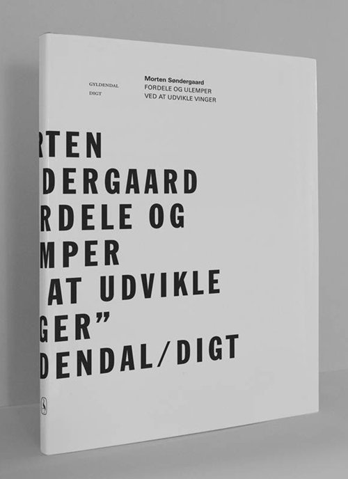 Fordele Og Ulemper Ved At Udvikle Vinger Af Morten Søndergaard → Køb bogen billigt her