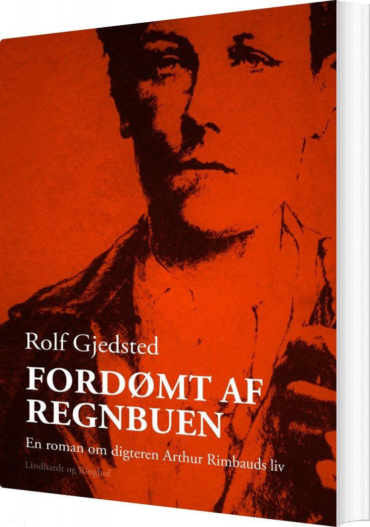 Image of   Fordømt Af Regnbuen - Rolf Gjedsted - Bog
