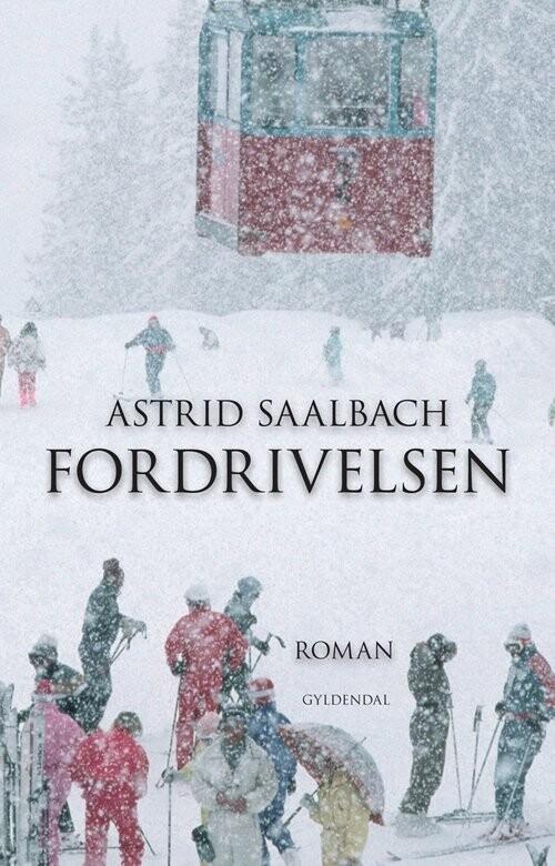 Image of   Fordrivelsen - Astrid Saalbach - Bog