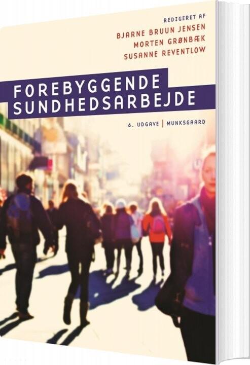 Image of   Forebyggende Sundhedsarbejde - Merete Nordentoft - Bog