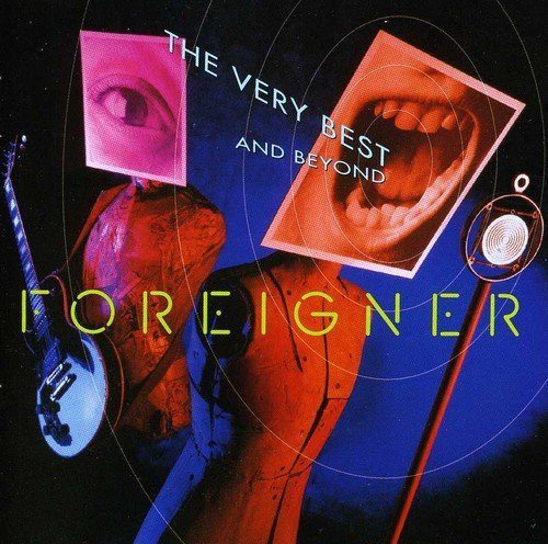Image of   Foreigner - The Very Best And Beyond - CD