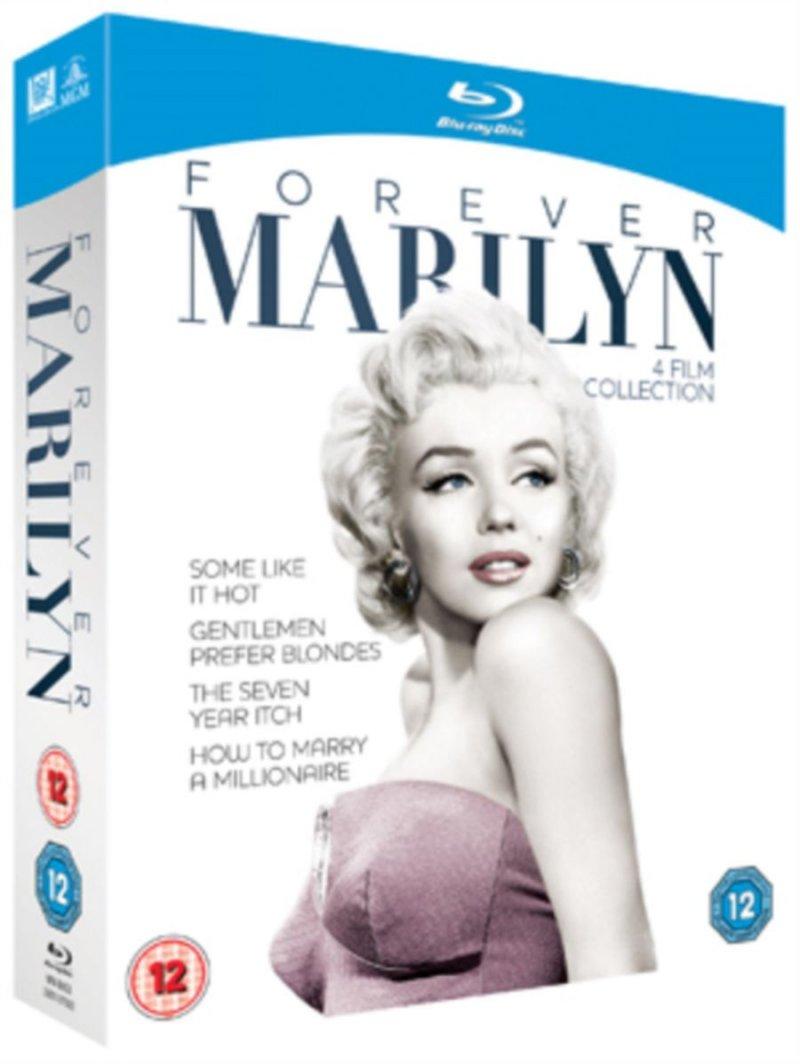 Billede af Forever Marilyn - Blu-Ray